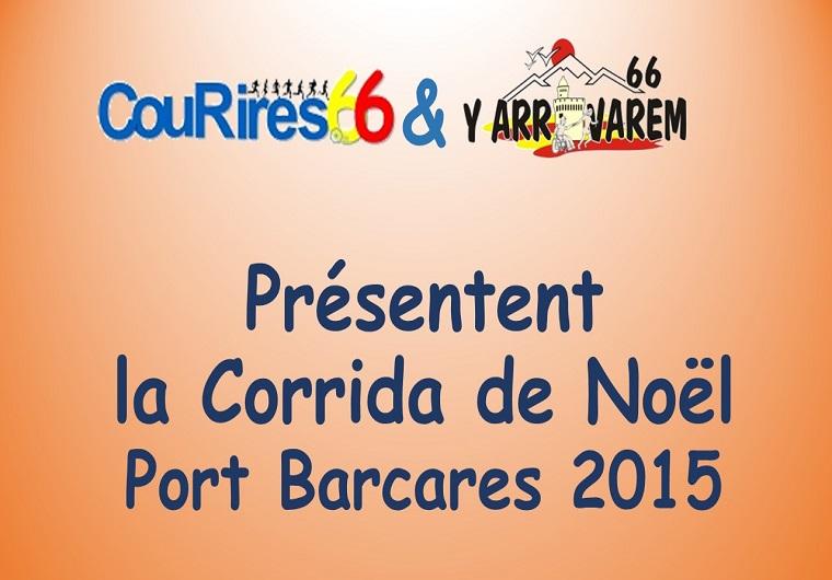 Course Solidaire Corrida de Noël 2015 Port Barcares