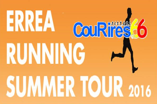 PARTENARIAT RUNNING SUMMER TOUR