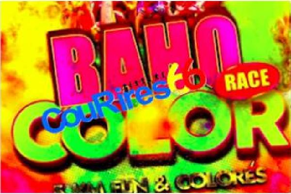 5 KM COLOR RUN FESTI BAHO SAMEDI 11 JUIN