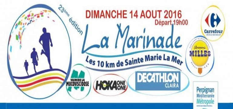 LA MARINADE 14 AOUT