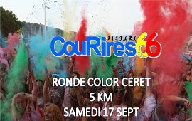 RONDE COLOR CERET SAMEDI 17 SEPT