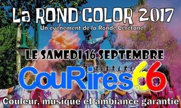 COURIRES66 A LA ROND'COLOR / MARCHE COLOR