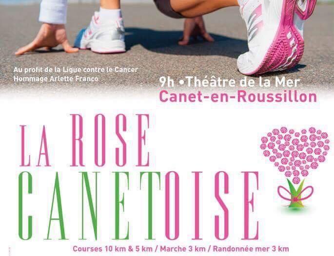 LA ROSE CANETOISE 10km