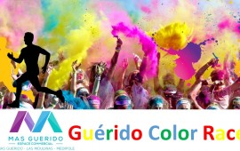 "GUERIDO COLOR RACE ""ON COURT AVEC LES JOELETTES"""