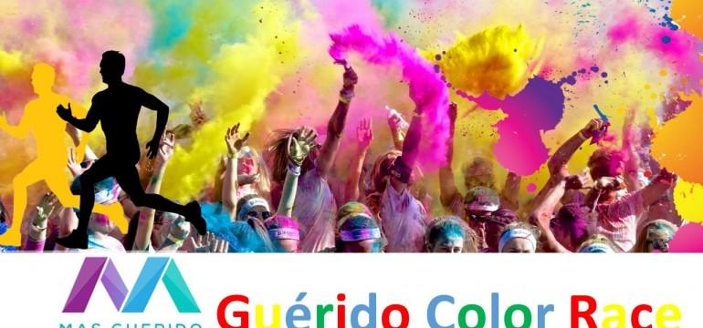 """GUERIDO COLOR RACE """"ON COURT AVEC LES JOELETTES"""""""