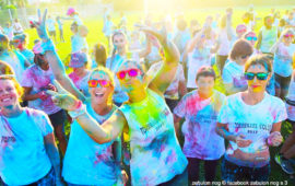 RUN COLOR TORREILLES 5 KM