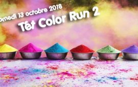 COURSE 5 KM TET COLOR
