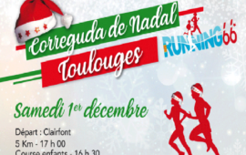 CORRIDA TOULOUGES 6 KM