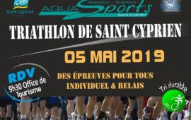 TRIATHLON SAINT CYPRIEN S