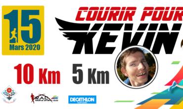 COURSE COURIR POUR KEVIN 10 KM
