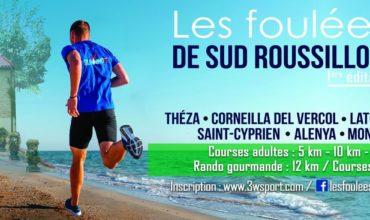 10 KM FOULEES DE SUD ROUSSILLON