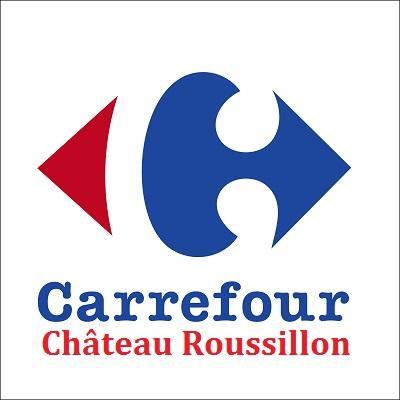 CARREFOUR CHATEAU ROUSSILLON